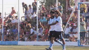 Romero y Sánchez, la dupla goleadora en La Amistad.