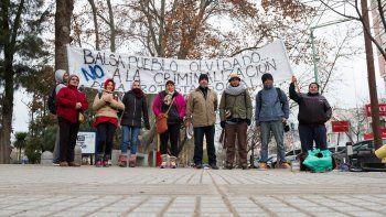 Los vecinos del barrio Costa Esperanza de Las Perlas volverán a manifestarse en Cipolletti contra las políticas municipales.