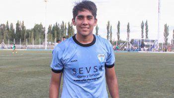 El Guacho Esparza, el día que volvió al gol en el ascenso de la Argentina.