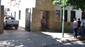 Dos jóvenes intentaron robar una verdulería.