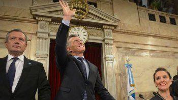 Mirá qué dijeron los rionegrinos durante el discurso de Macri
