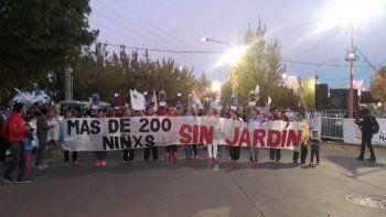 Las protestas sociales también tienen lugar en La Corrida.