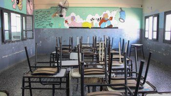 Suspenden las actividades escolares en losturnos mañana y tarde por el temporal