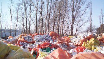 El basural servirá para manejar sustancias contaminantes, como plaguicidas.