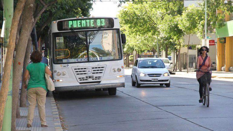 Los ómnibus urbanos están en la mira del Concejo Deliberante.