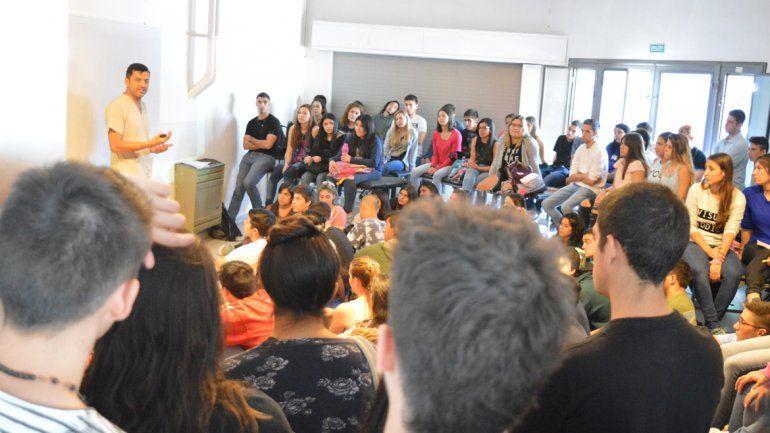 Hoy se dará la primera clase de kinesiología en la sede local de la Uflo.