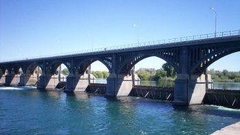 Las compuertas del dique Ballester se cerrarán el 15 de abril y no el 30 como se había anunciado en un principio.
