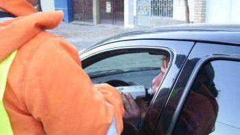 Los controles de alcoholemia en las calles cipoleñas se intensificarán.