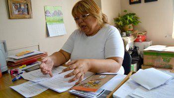 La concejal Linhardo adelantó cómo mejorarán la feria popular.