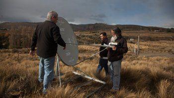Altec instalará antenas y bajará internet del satélite Arsat-1.