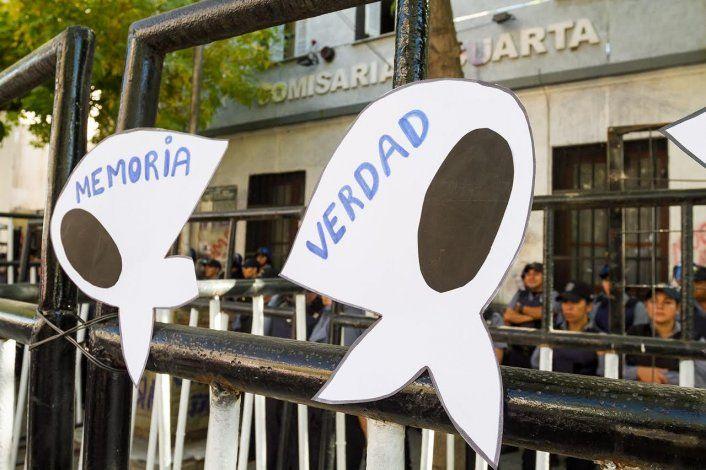 Recuerdan a las víctimas de la dictadura
