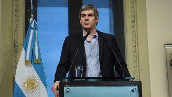 Marcos Peña, como jefe de Gabinete, será la autoridad de aplicación.