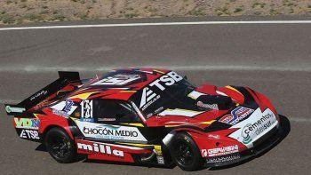El Chevrolet de Urcera buscará meterse entre los autos de punta.