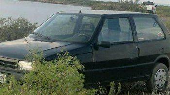 En la madrugada de este domingo le robaron a un vecino del Barrio Prieto su auto, un Fiat Uno.