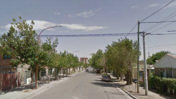 El robo se produjo en una vivienda ubicada en calle España al 1000.