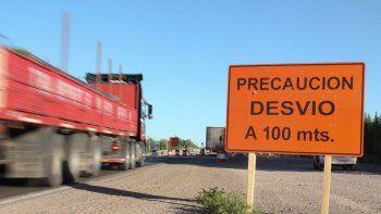 Una ruta paralela a la 151 costaría 100 millones de pesos
