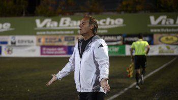 Homann pone mucho en juego en Carlos Casares ante un serio candidato al primer ascenso a la B Nacional.