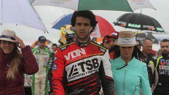 Manuel Urcera se pone desde hoy la pilcha del Top Race V6.