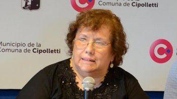 La edil Lazzaretti tuvo que suspender la sesión por falta de quórum.