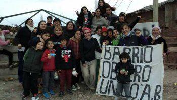 El Barrio Obrero A festejó su aniversario el pasado domingo. En pocos días más hará lo propio el sector B.