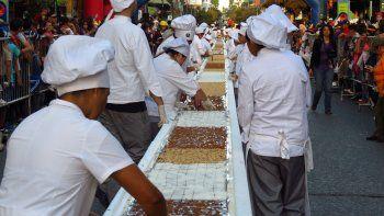 Bariloche celebra en Semana Santa la Fiesta del Chocolate.