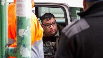 El insólito hecho ocurrió en la intersección de las calles Roca y Villegas, en la madrugada y mañana de ayer.