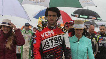 Manu Urcera tuvo problemas con el motor en las tres fechas pasadas.