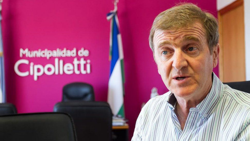 Tortoriello admitió que el Plan Castello es la única forma de llevar a cabo obra pública