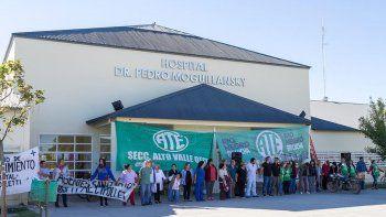deciden endurecer protestas contra el ajuste en el hospital