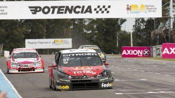Citroën y Urcera van por todo.