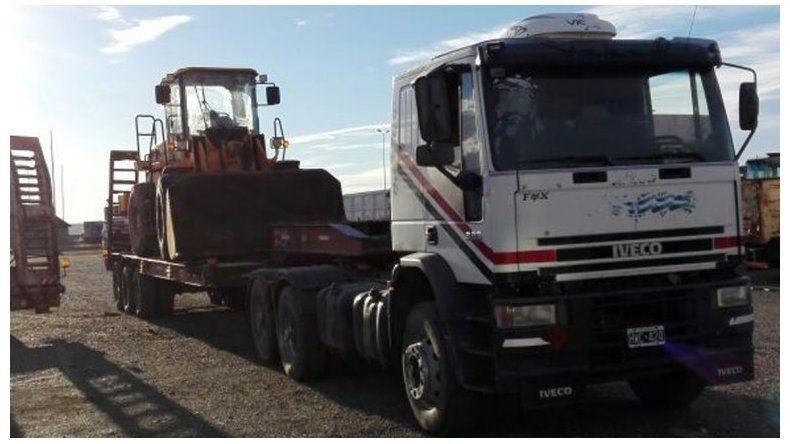 Vialidad destinará 28 máquinas de Lázaro Báez a obras en Río Negro
