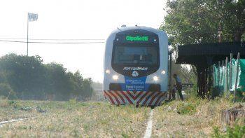 Las comisión de vecinos quiere que el tren una Chichinales con Senillosa.