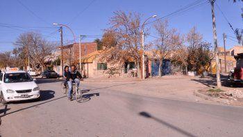 El salvaje asalto a una abuela ocurrió en una vivienda ubicada muy cerca del cruce de Don Bosco y Scalabrini Ortiz.