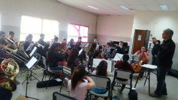 La orquesta arrancó por un proyecto de Nación y no paró.