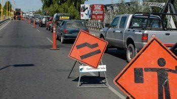 por trabajos viales, cortaran el transito en el puente viejo