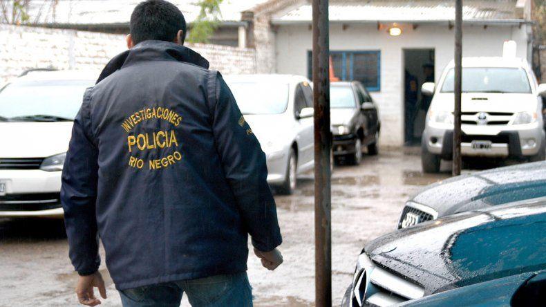 La Brigada recuperó varios autos robados en el presente año.