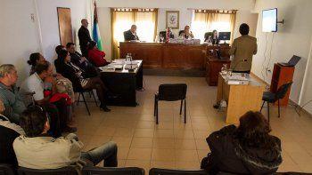 El fiscal de Cámara, Gustavo Herrera, desarrolló un alegato donde el principal acusado fue José Chiqui Forno. Al resto de los procesados los despegó.
