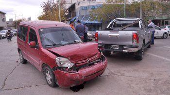 Hay al menos un choque por día, casi siempre por conductores imprudentes.