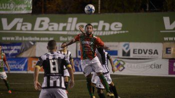 Reynoso es de lo más destacado que tiene Sportivo en la ofensiva.