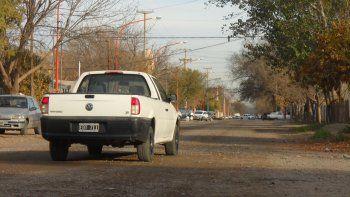 Vecinos del Piedrabuena aseguran que no se ven policías en las calles.
