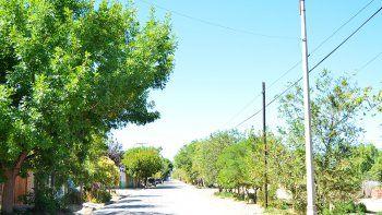 La Muni inició las obras de cordón cuneta en el barrio Piedrabuena