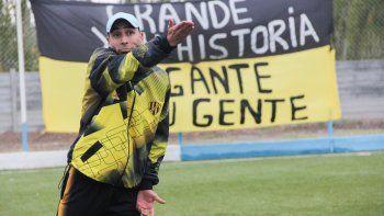 Gabriel Linares, DT de Pacífico, ya piensa en el armado del plantel.