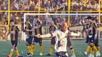 Juventud Antoniana eliminó a Deportivo Madryn de visitante.