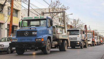 preocupacion entre prestadores de servicios de contenedores