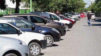 Se espera que a partir de septiembre el estacionamiento sea pago.