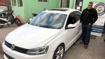 tras una persecucion, recuperaron un auto robado en neuquen