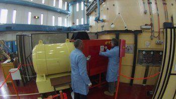 En Bariloche ya funciona un reactor nuclear en el Centro Atómico.