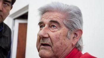 Aguirre tenía una salud muy deteriorada por el proceso judicial.