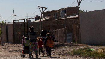 Los asentamientos esperan que se declare la utilidad pública de las tierras.