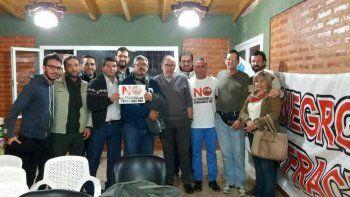 concejales declararon a la ciudad libre de fractura hidraulica